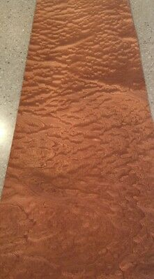 "Pommele Sapele Wood Veneer: 3 Sheets (30"" X 10.5"") 6 Sq Ft"