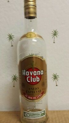 Genuine Havana club bottle - When the price really DOES matter!