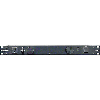 FURMAN M-8LX Standard Level Power Conditioning, 15 Amp, 9 Outlets w ...