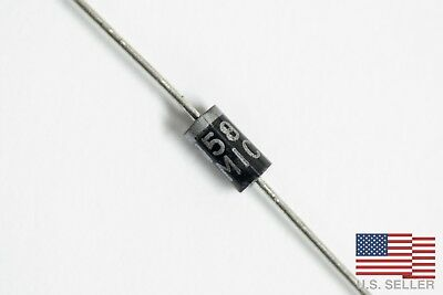 1N5817 Schottky Diode DO-41 1A 20V - Lots of 20, 50, 100