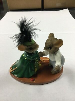 """Charming Tails """"Gone with the Wind"""" Hamilton Collection 4 pieces FREE SHIPPING!"""