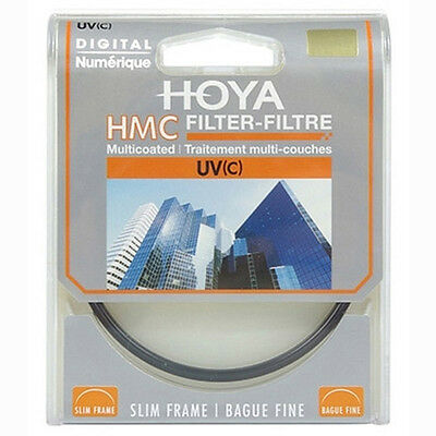 UV(C) Camera HOYA HMC  Lens Slim Filters 49mm 52mm/58mm/62mm/67mm/72mm/77mm/82mm