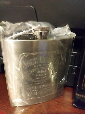 Stainless Steel 7 Oz. Hip Flask