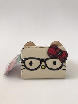 AUTHENTIC Sanrio Hello Kitty Wallet with Glasses