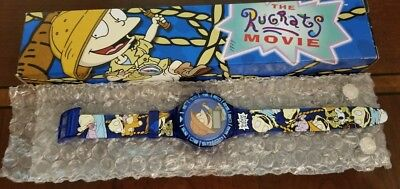 Rugrats The Movie Touch and Talk Watch Tommy & Dill
