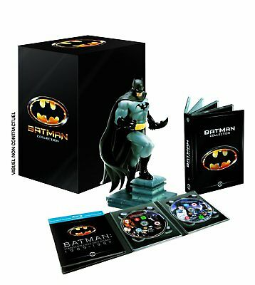 Batman Collection Coffret Collector Limited Edition (Blu-Ray + Dvd) *Rare*