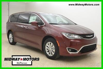 Chrysler Pacifica Touring Plus 2018 Touring Plus New 3.6L V6 24V Automatic FWD Minivan/Van