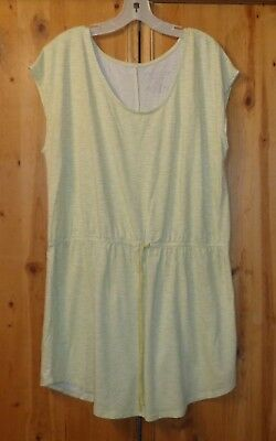 Nwot Green Summer Gown From Cacique Size 18/20
