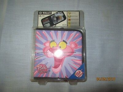 Pink Panther - CD Wallet - Brand New In Package