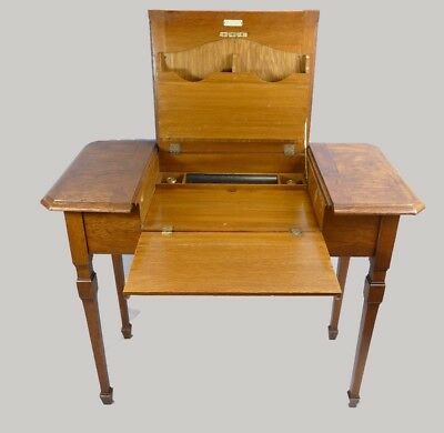 Edwardian Metamorphic, The Britisher writing desk.