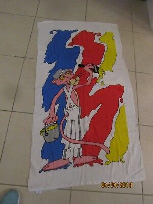 Pink Panther - Beach Towel - Never Used