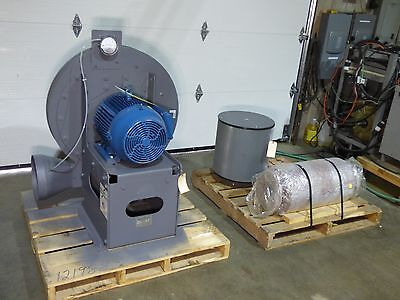 Conair 25 HP Blower American Fan Co New