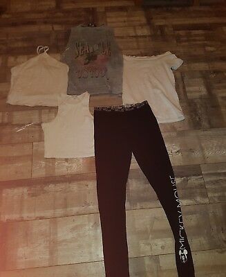 Ladies Small Bundle of Summer Clothes Size 8 by Newlook, River Island & Others