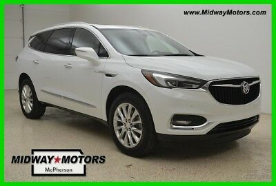 Buick Enclave Premium 2018 Premium New 3.6L V6 24V Automatic AWD SUV Moonroof OnStar Bose