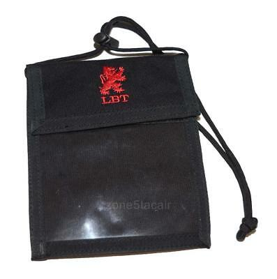 London Bridge LBT Convention Document Carrier SEAL Neck ID Pouch - SEAL SOF NSW
