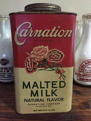 Carnation Malted Milk. Milwaukee, Wisconsin.