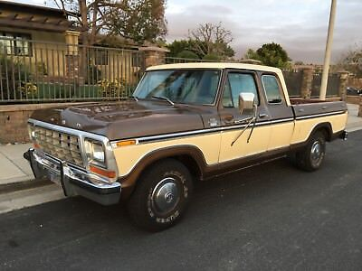 1979 Ford F-150  uperCab Shortbed - One Owner