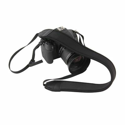 Neoprene Camera Neck Strap For Nikon Canon Sony all SLR DSLR ZX