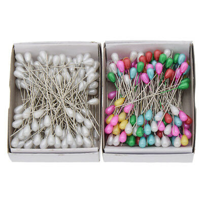 1 Box Bead Pins Sewing Needles Pearl Pin Big Head Needle Craft Apparel Sewing
