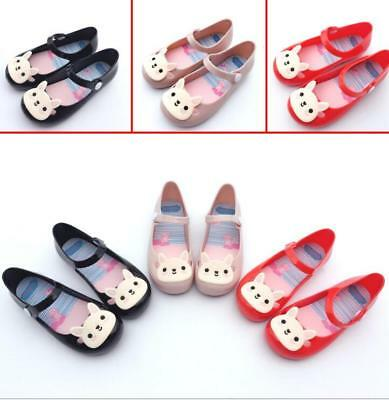 New Mini Melissa Kids Girl/'s Bow Butterfly/&Fish Head Sandals Shoes US Size 6-11