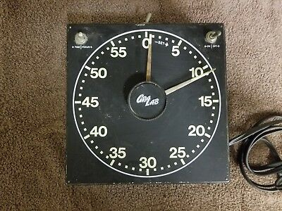 Gra Lab 300 Darkroom Timer. Tested, great working condition!