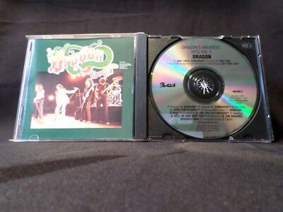 Dragon. Greatest Hits. Volume 1. Compact Disc. 1979. Made In Australia