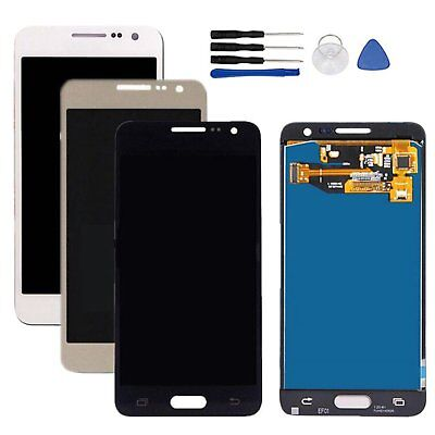 Schermo LCD Touch Screen Glass Digitizer Per Samsung Galaxy A3 2015 A300F A300FU