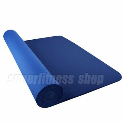 competitive price 70119 48f3c NIKE Just Do It Yoga Mat 2.0 , 3mm , Blue