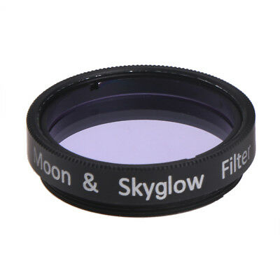 1.25 inch Moon and Skyglow Filter for Astromomic Telescope Eyepiece Ocular Glass
