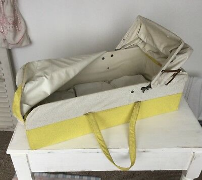 Vintage Baby Carrycot