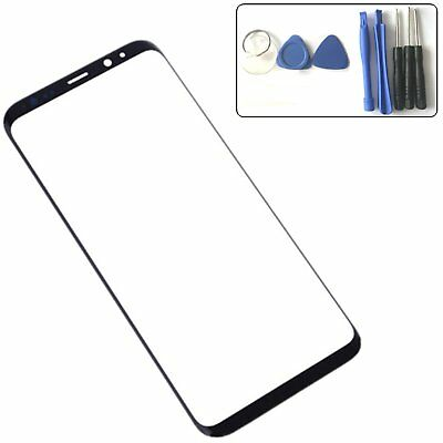 Front Outer Lens Screen Touch Glass Repair Parts For Samsung Galaxy S9 S9 Plus