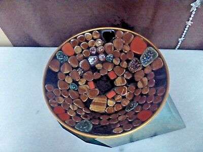 Vintage Japanese Ceramic Art Bowl