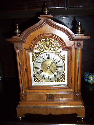 H.A.C Mantel/bracket Clock