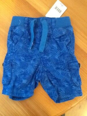 Baby Boys Shorts - Mothercare Mother Care - 6-9 Months - BNWT