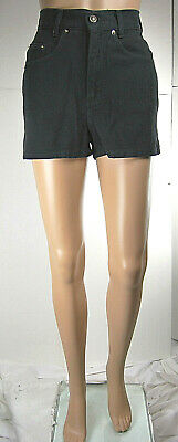Jeans Corti Donna Pantaloni Shorts LE BIG Made in Italy D500 Tg 26