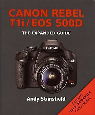 Canon Rebel T1i/EOS 500D by Andy Stansfield