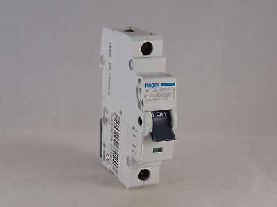 Hager MCB 20 Amp Single Pole Circuit Breaker Type C 20A C20 463120 NC120