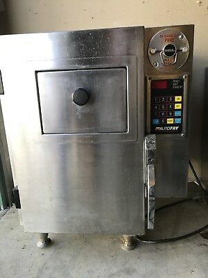 Autofry Ventless Automated Electric Fryer Used MTI-5
