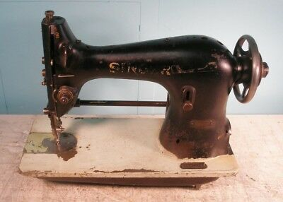Vintage Singer Industrial Sewing Machine, Model 44-90