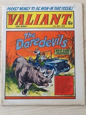 Valiant comic dated 24May75