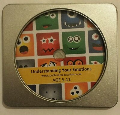 Understanding Your Emotions Age 5-11 by Sue Neame, Ashley D. Ross (CD-ROM, 2012)
