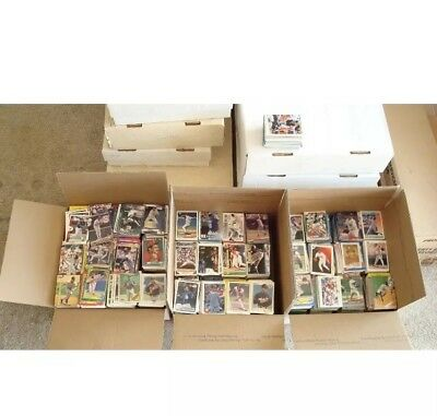 Minnesota Twins lot of Dad's Old Baseball Cards... GOOD CARDS! About 60 cards