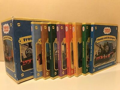 Thomas & Friends From TV Series Collection Of 8 Books GOOD CONDITION