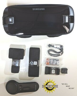 Samsung Gear VR (2017 Edition) with Controller Virtual Reality Headset SM-R32