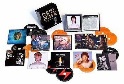"""David Bowie CD """"Five Years 1969-1973"""" 12 CD Box Set Collection Free shipping"""