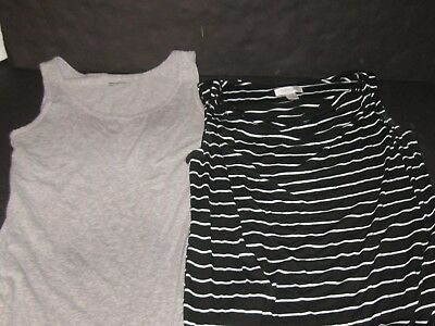 GAP & Motherhood Maternity Size Large Tops Lot Spring Summer Clothes Lot