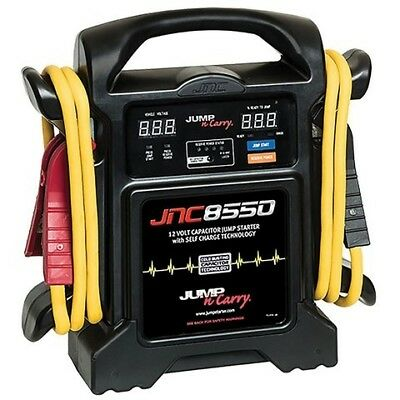 550 Start Assist Amp Capacitor Jump Starter KKC-JNC8550 Brand New!