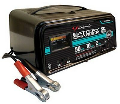 2/10/50A 12V Fully Automatic Battery Charger SHM-SE-5212A Brand New!