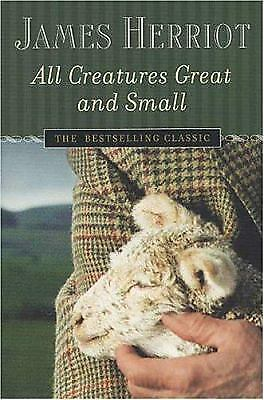 All Creatures Great and Small  (NoDust) by James Herriot