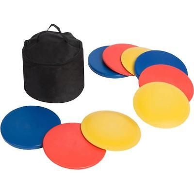 Trademark Innovations Disc Golf Set, 9 Discs With Bag
